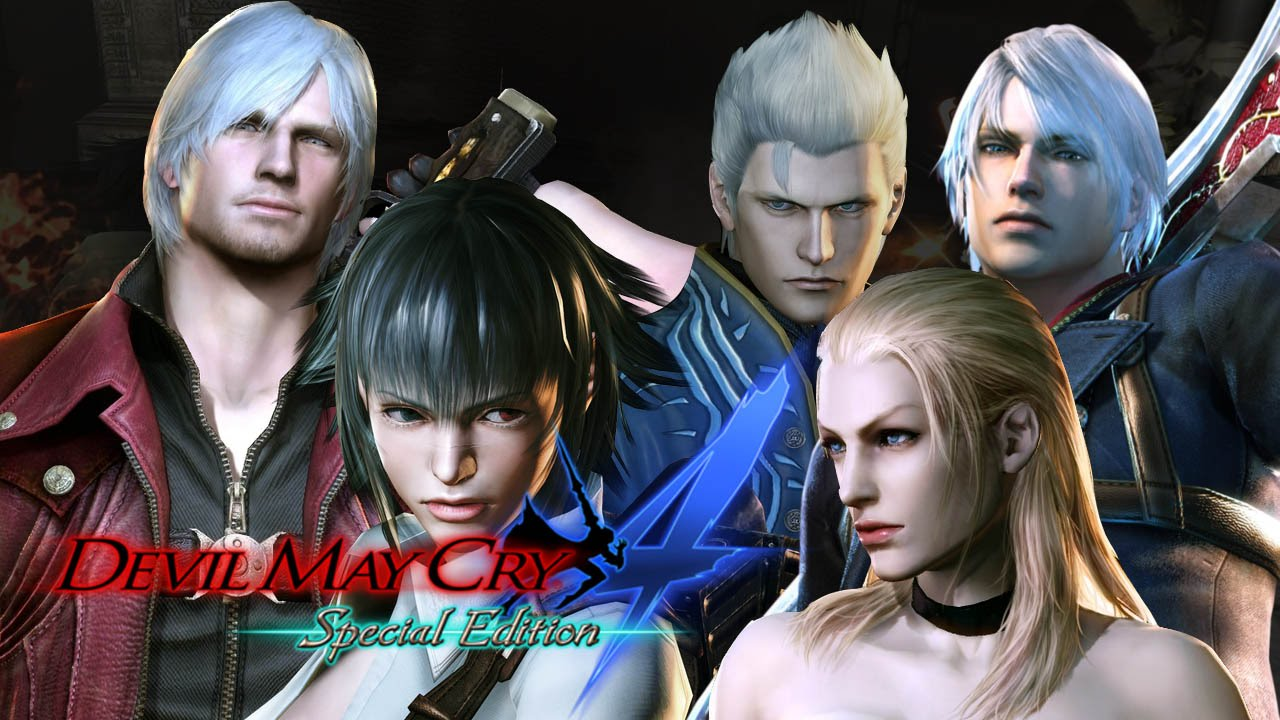 Trish lady and nico nude mod devil may cry 5 - 2 6