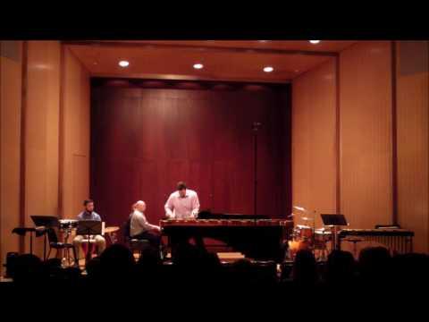 Concerto for Marimba, Michael Burritt (Full)