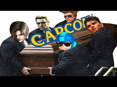 Как Capcom сменила