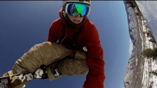 GoPro: Bobby Brown Ski Slope Course Preview — Winter X Games 2013 Aspen