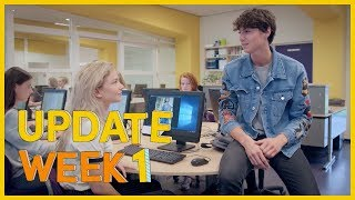 UPDATE  week 1 | BRUGKLAS S7
