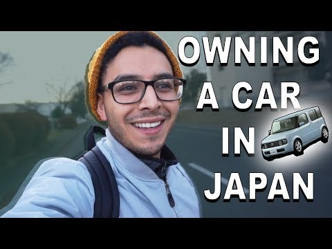 HOW EXPENSIVE IS IT TO OWN A CAR IN JAPAN? | JCI + Insurance