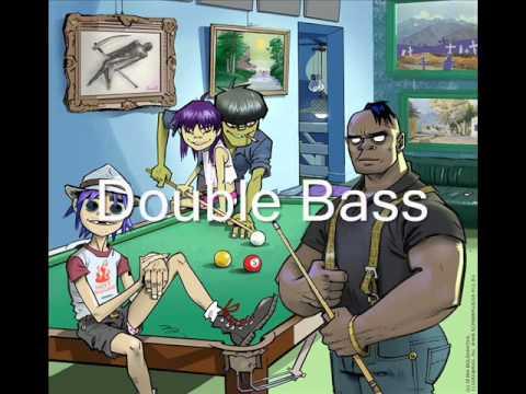 "Gorillaz-disco ""Gorillas"" completo"