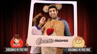 Cornetto'nun reklam yıldızı sen ol!