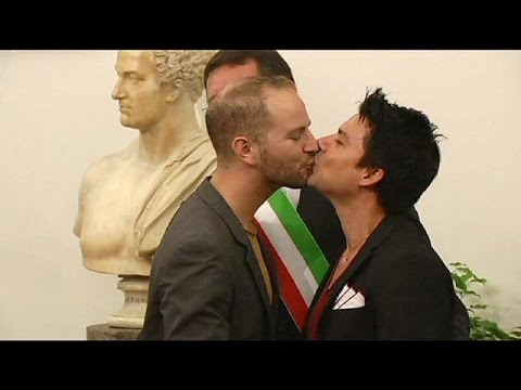 Italy condemned for violating gay rights over marriage