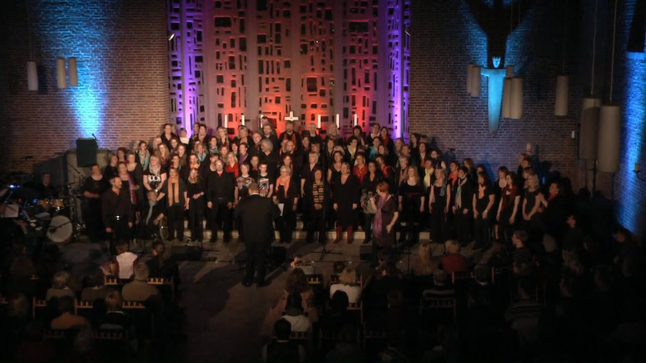 It´s All About you, Lord Golden Gospel Singers Workshop