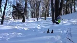 Backyard jump Thumbnail