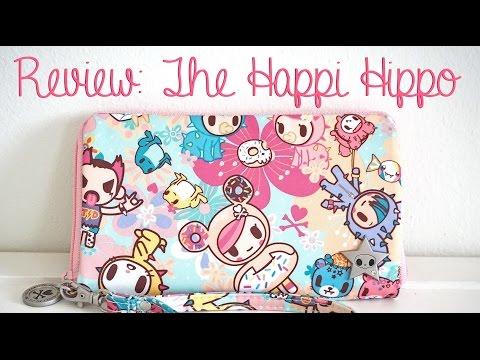Review: The Happi Hippo Custom Perky Toki Large Wallet!