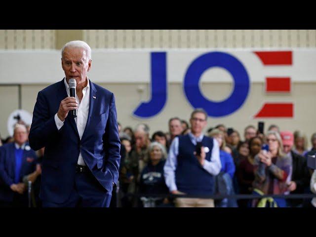 Joe Biden pledges to re-enter Paris Climate Agreement despite U.S. emissions reductions (w Mark Mix)