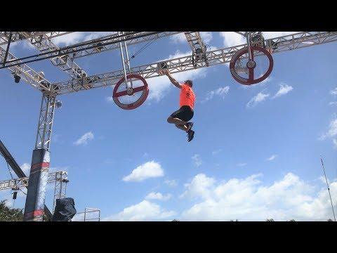 American Ninja Warrior Obstacle Testing 2018