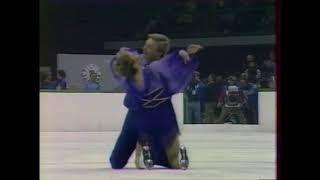 Jayne Torvill & Christopher Dean - 1984 Winter Olympics - Bolero FD (Alternate Angle)