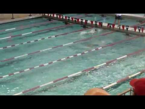 Green Valley High Nevada Regional Record 200 Medley Relay