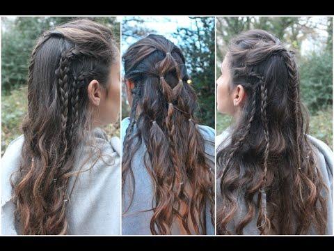 Octavia's & Lexa's Hair   The 100