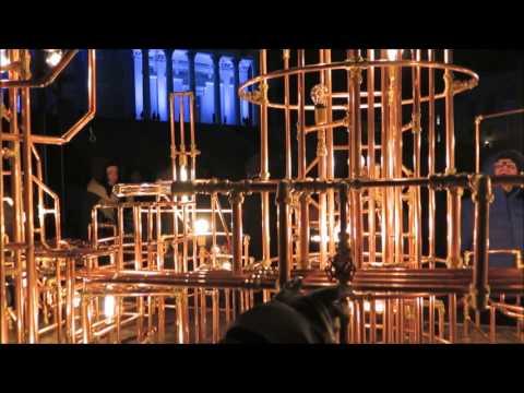 LUX HELSINKI 2017: Light Festival HD Video Tour - Finland