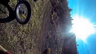 Fat Bike Ice Cream Truck Hunter Lake Messiah mountain bike trail reno nevada rocky extreme downhill