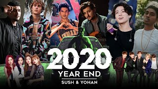 2020 YEAR END MASHUP - SUSH & YOHAN (BEST 120+ SONGS OF 2020)