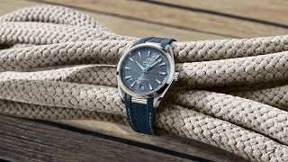 OMEGA Seamaster Aqua Terra 150M – Gents' Collection