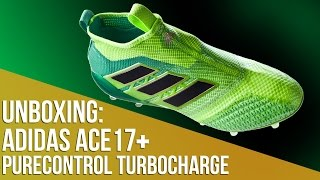 unboxing adidas turbocharge purecontrol ace 17+