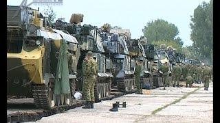 Белорусские ракетчики отправились на Ашулук
