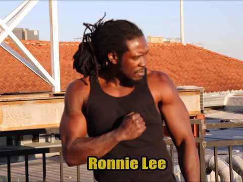 Ronnie Lee fighting reel