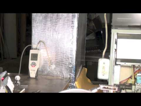 How to check static pressure in ductwork: the return