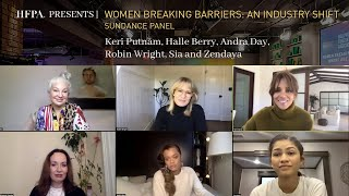 "Watch Again: HFPA Presents ""Women Breaking Barriers: An Industry Shift"""