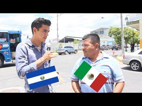 El Salvador - Mexico (Entrevista)