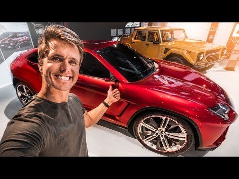 SIGN ME UP! The 750HP Lamborghini URUS! | VLOG² 85