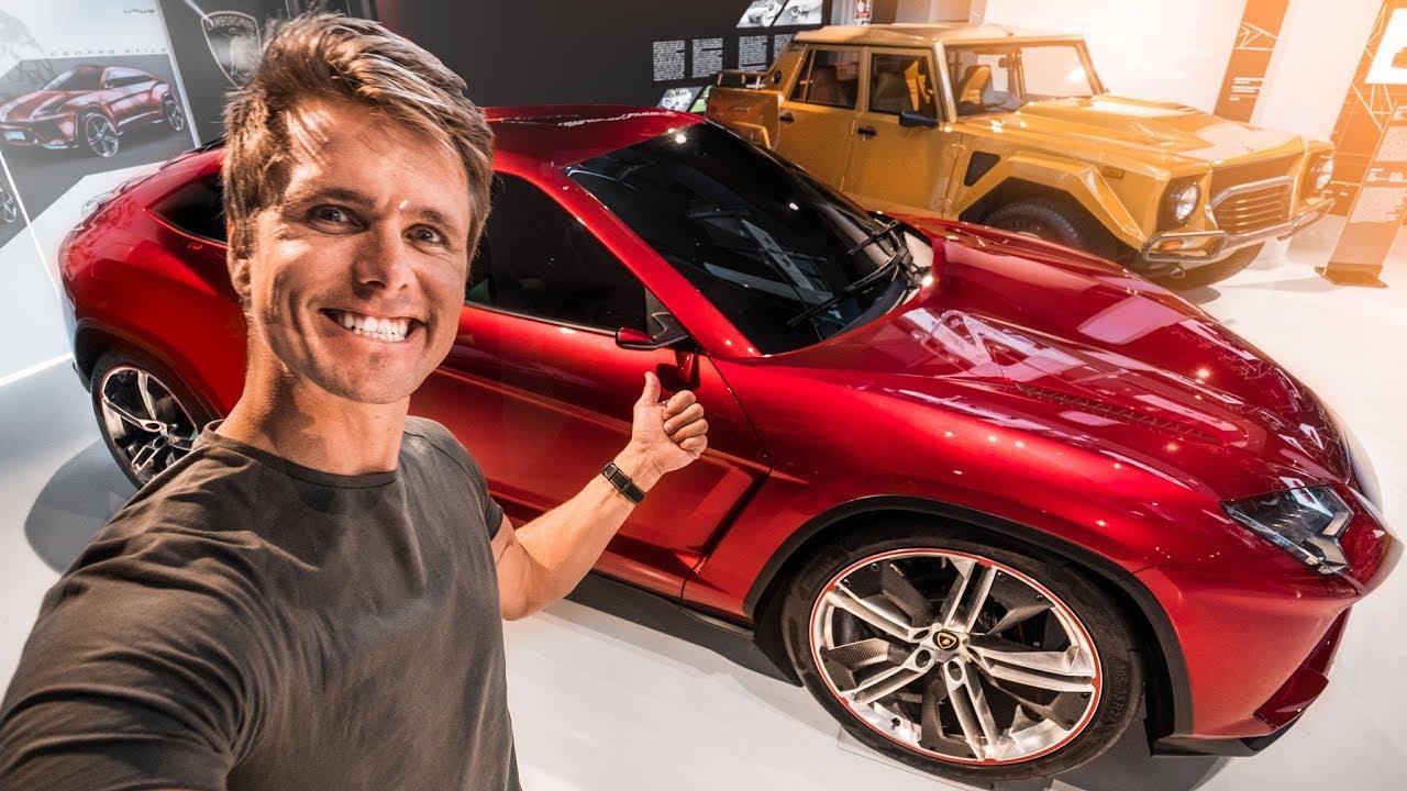 Sign Me Up The 750hp Lamborghini Urus Vlog 85 Youtube