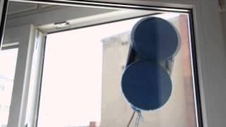 Робот для мойки окон(Универсальный помощник по-дому получивший золотую медаль на выставке инноваций в Германии! Робот покоривш..., 2014-04-06T13:58:08.000Z)