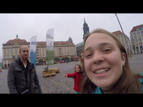 Dresden Germany Day 1 2015