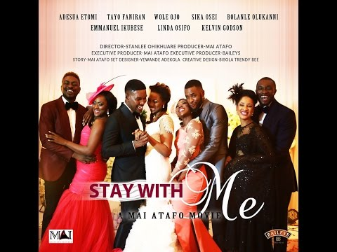 "VIDEO: Mai Atafo – ""Stay With Me""ft. Waje & Praiz"