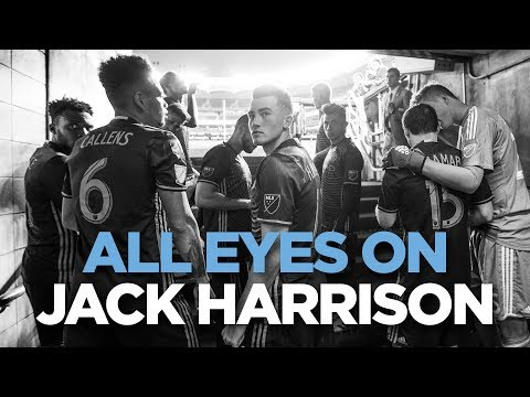 All Touches: Jack Harrison | NYC vs. MIN | 06.29.17