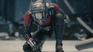 ANT-MAN Micro-Tech Challenge | Evangeline Lilly (2015)