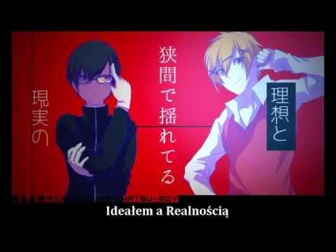 【Kagamine Len】Middle Schooler Disease Outburst Boy【Polskie napisy】