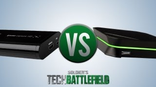 The Hauppauge HD PVR 2 vs. Elgato Game Capture HD - Soldier