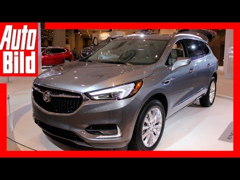 buick enclave nyias 2017 ausblick auf opel monza suv youtube rh youtube com