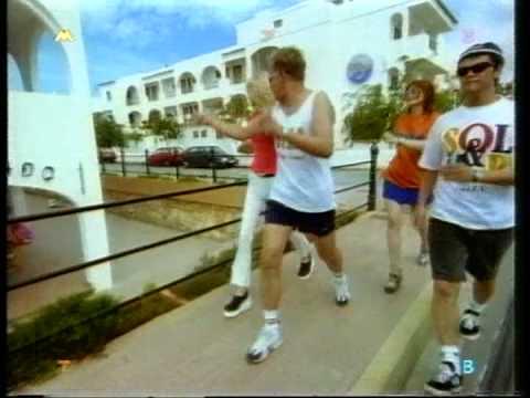 Группа «Восток» — Ибица / «Vostok» — Ibiza
