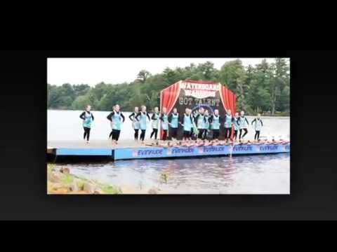 Waterboard Warriors at State Water Show Ski Tournament 2014