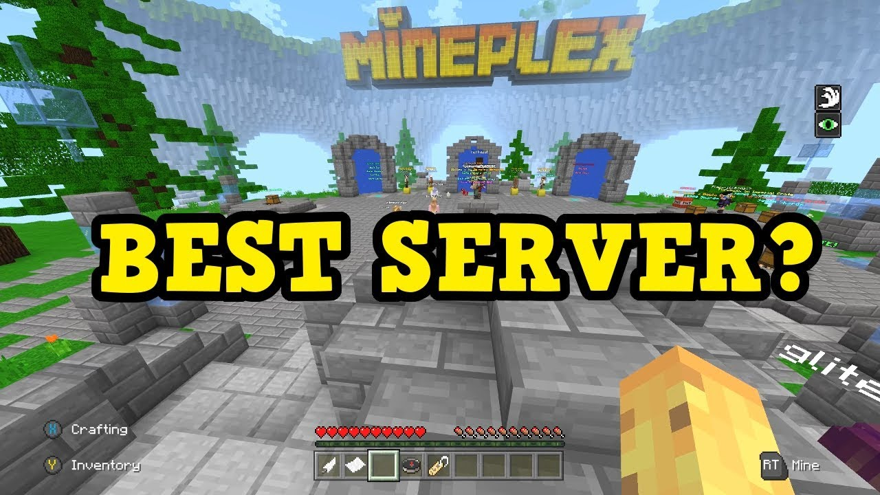 Minecraft Xbox Which Is The Best Server All Servers Guide Youtube