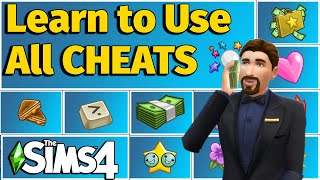 The Sims 4 Cheats - Most Popular & Useful