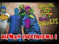 Hitman Interviews - Evil Butter of Unusual Subjects