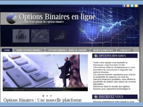 Broker options binaires fiable