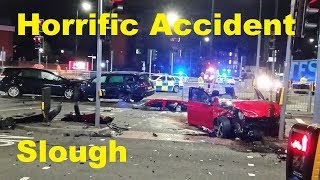 Horrific Accident Slough Three Tuns Junction -Ep1