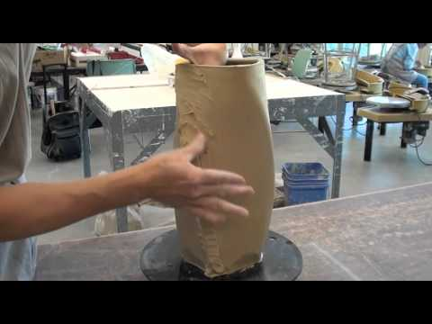 69.  Throwing / Making / Altering a Square Vessel with Hsin-Chuen Lin