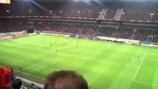 Nederland - Zwitserland 2