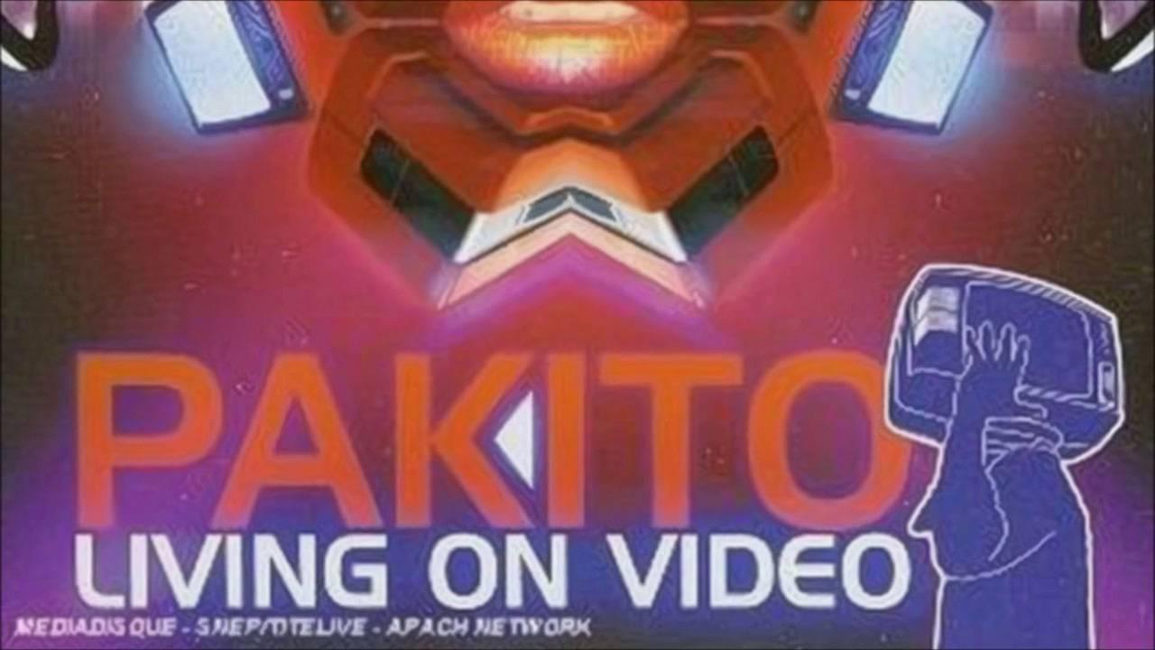 pakito - living on video taito bootleg