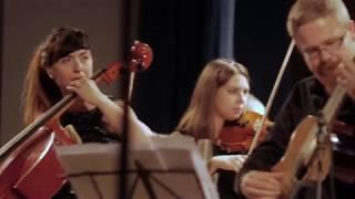 Mauro Godoy Villalobos 1st Mvt Double Concerto for Cello & Guitar - Duo Vitare