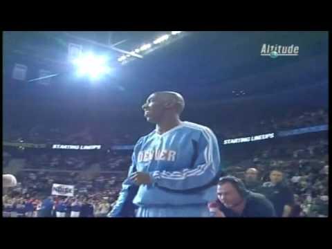 Introduction Chauncey Billups Returns to Detroit