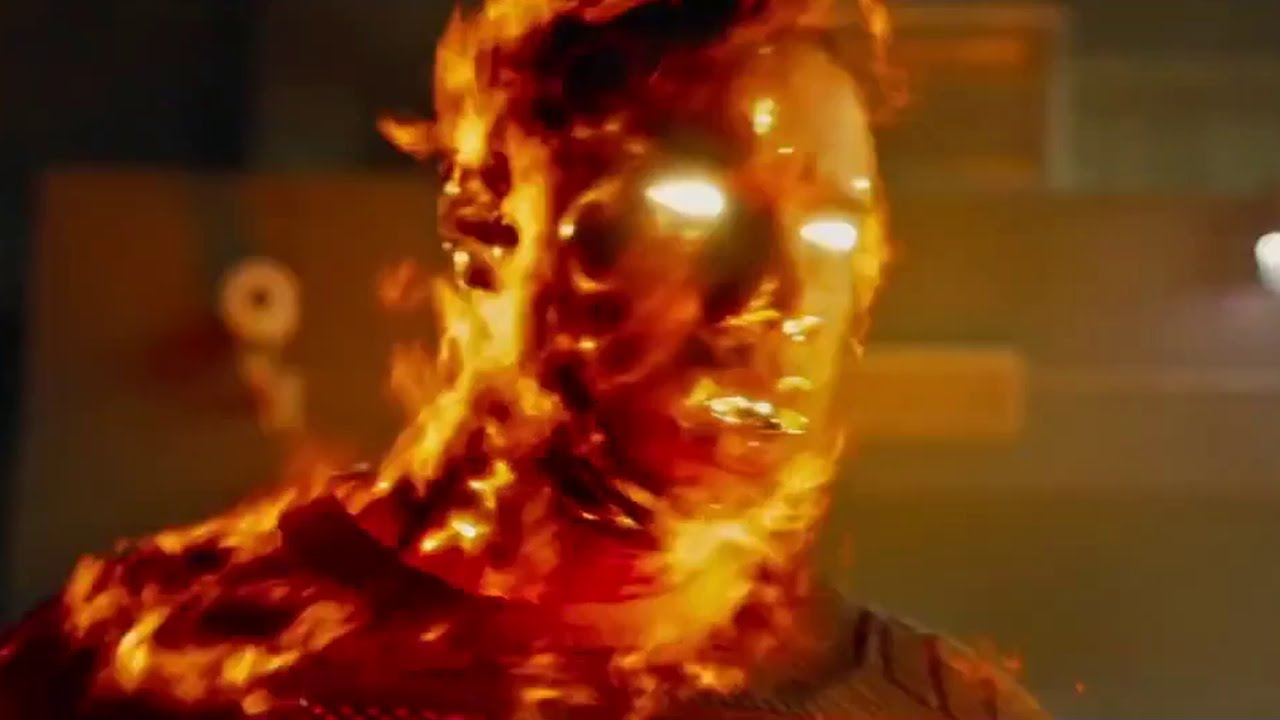 Bring A Flamethrower To A Fistfight Brehs!!! (Update: CNN ... |Fantastic Four 2015 Human Torch